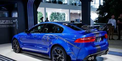37 The Best 2019 Jaguar Xe Svr New Review