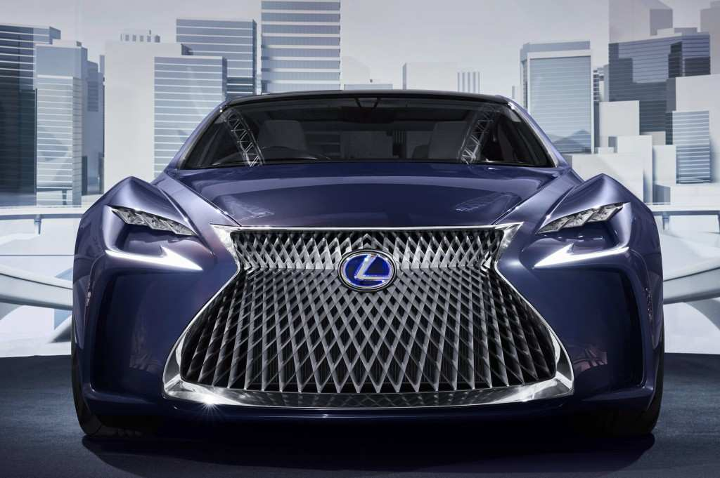 37 The Best 2019 Lexus Ls 460 New Model And Performance