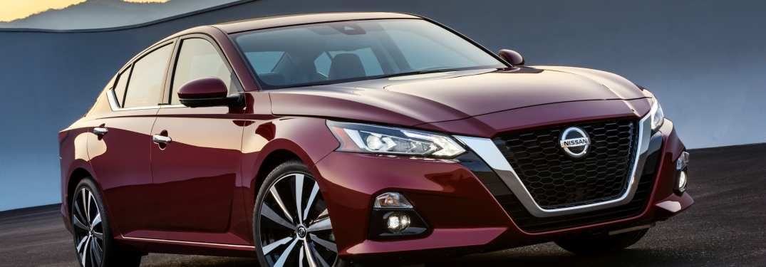 37 The Best 2019 Nissan Altima Engine New Review