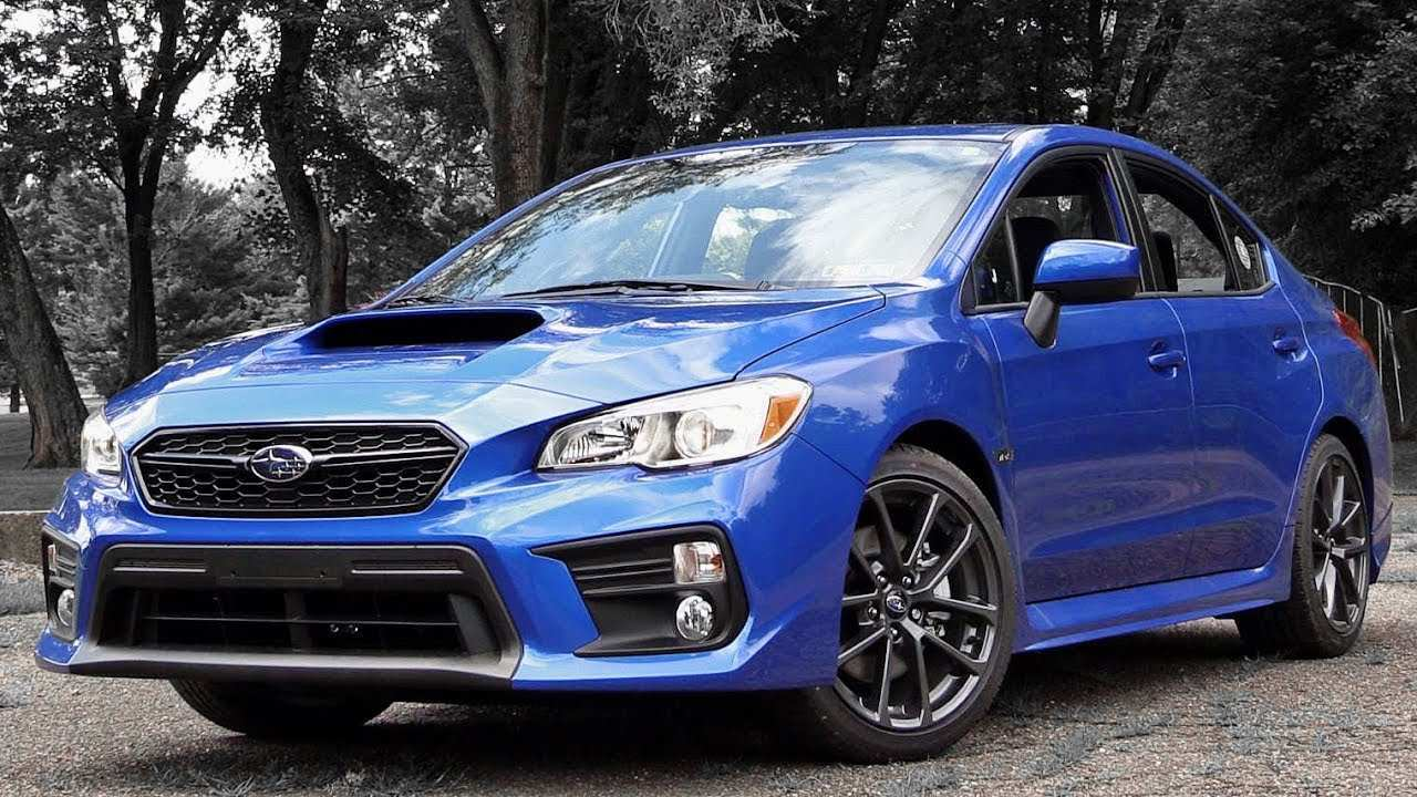 37 The Best 2019 Subaru Impreza Wrx Release