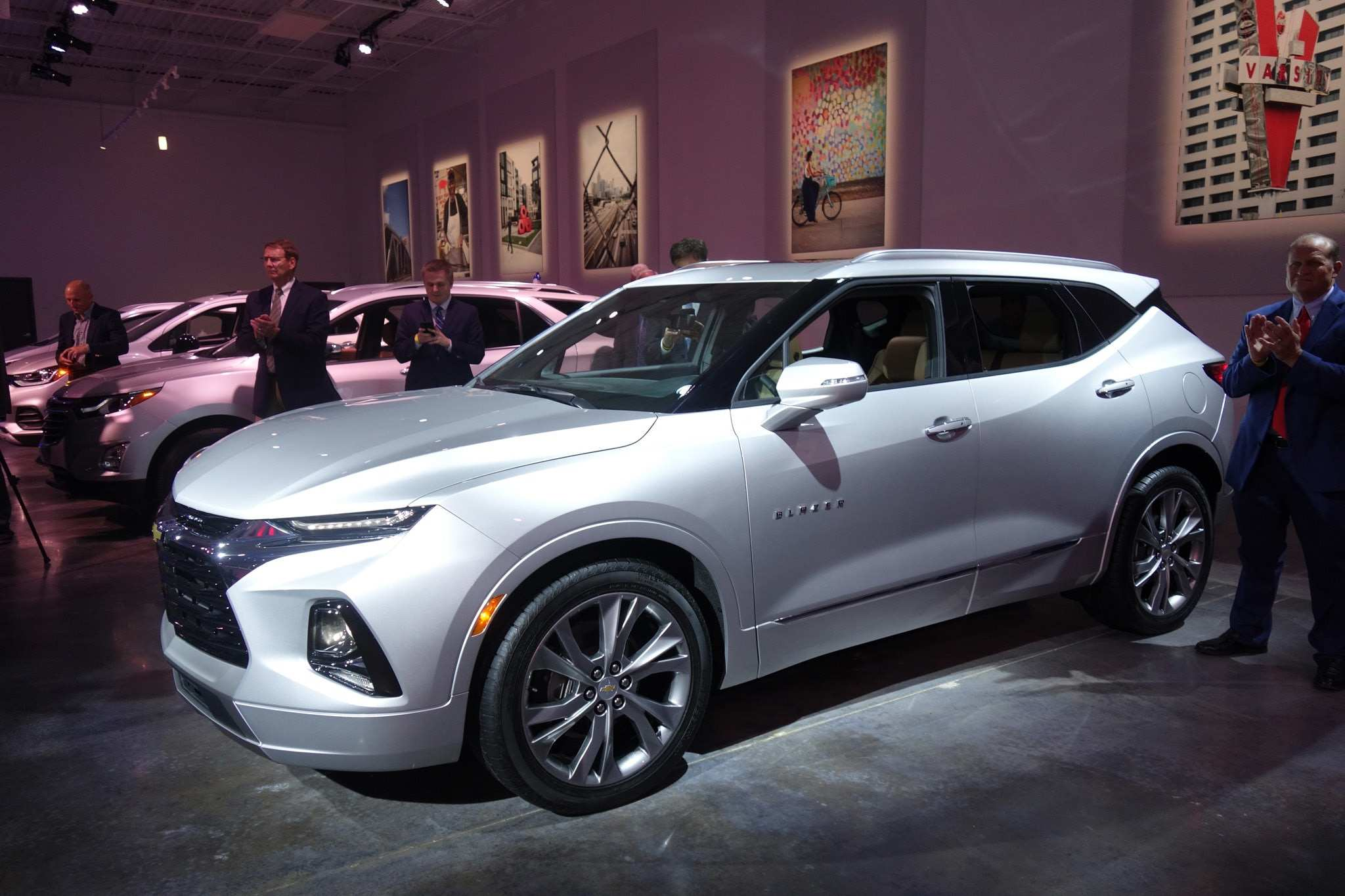 37 The Best 2019 The Chevy Blazer Overview