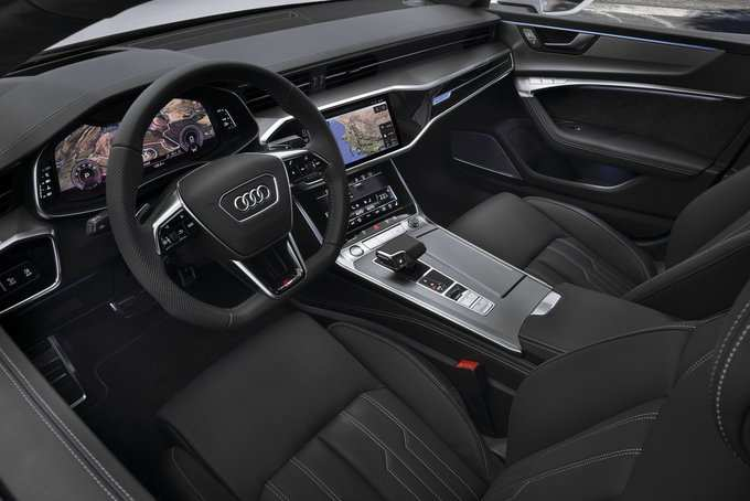 37 The Best 2020 All Audi A7 Interior