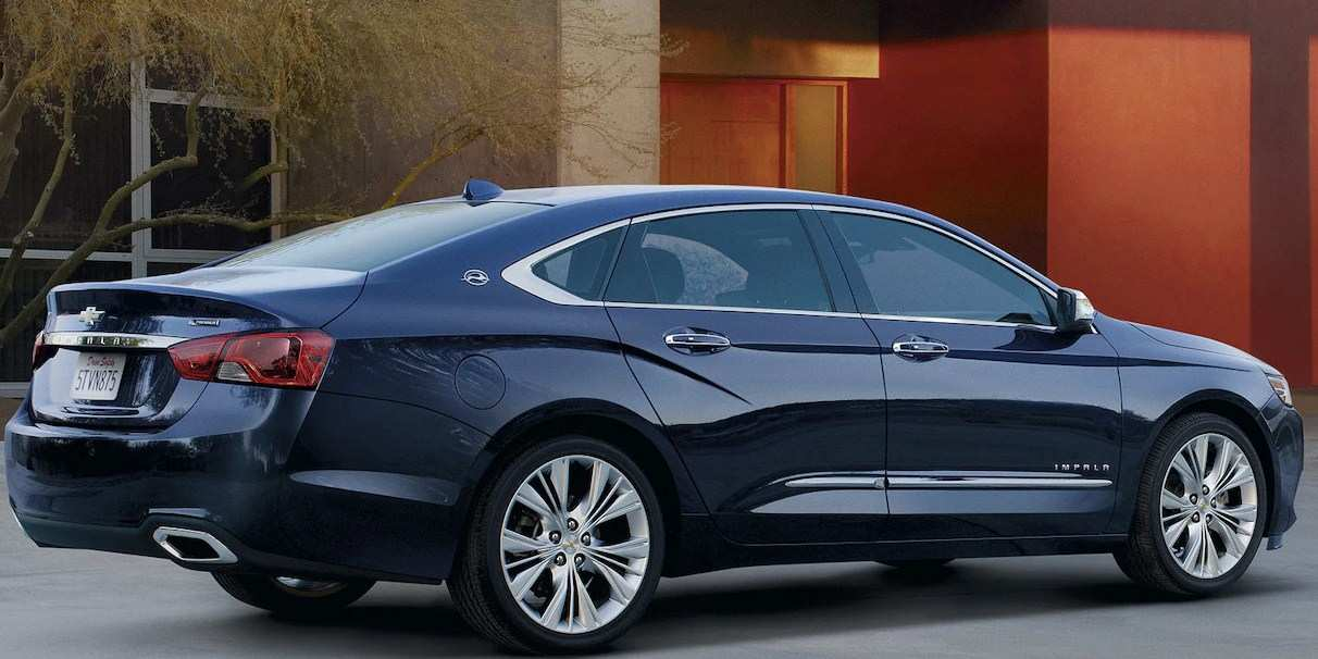 37 The Best 2020 Chevy Impala SS Wallpaper