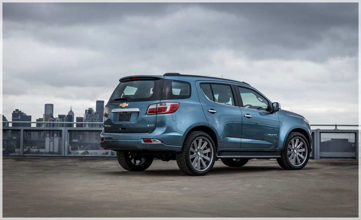 37 The Best 2020 Chevy Trailblazer Price And Review