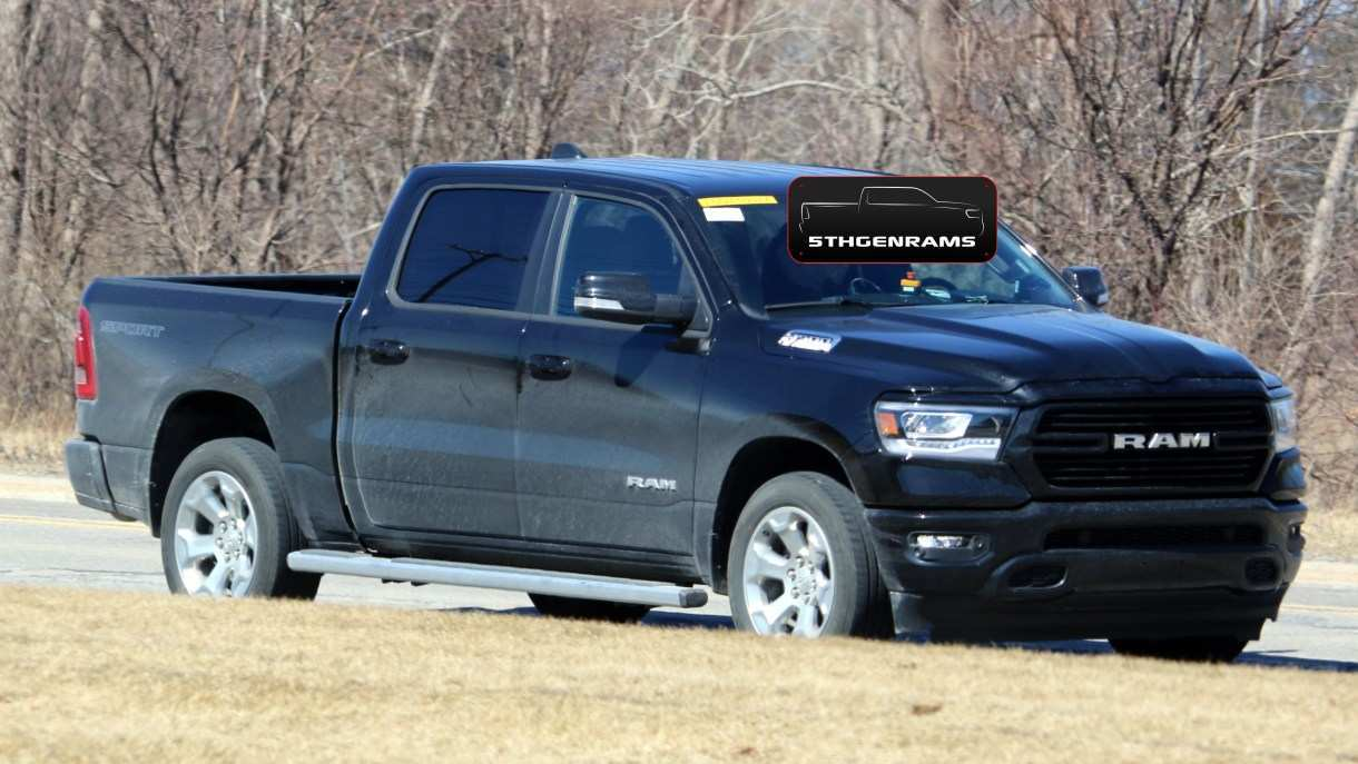 37 The Best 2020 Dodge Ram 1500 Performance And New Engine