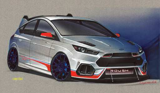 37 The Best 2020 Ford Focus RS Spy Shoot