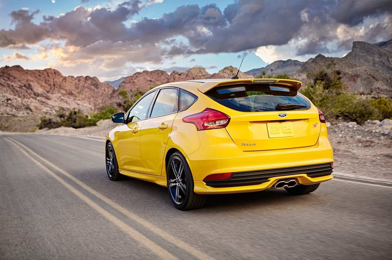 37 The Best 2020 Ford Focus Rs St Price Design And Review