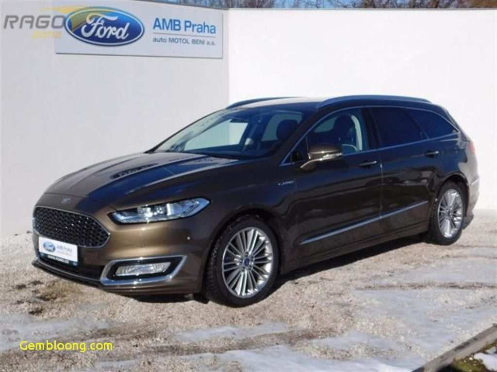 37 The Best 2020 Ford Mondeo Vignale Release Date And Concept