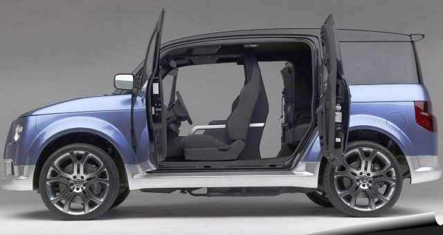37 The Best 2020 Honda Element Exterior And Interior