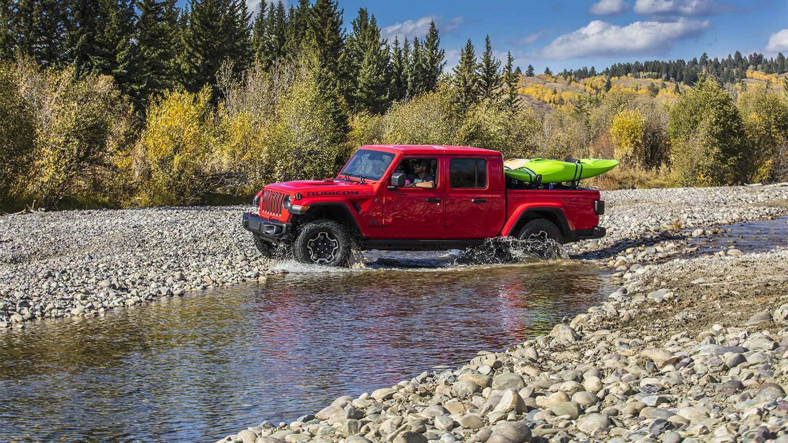 37 The Best 2020 Jeep Gladiator Length Spesification