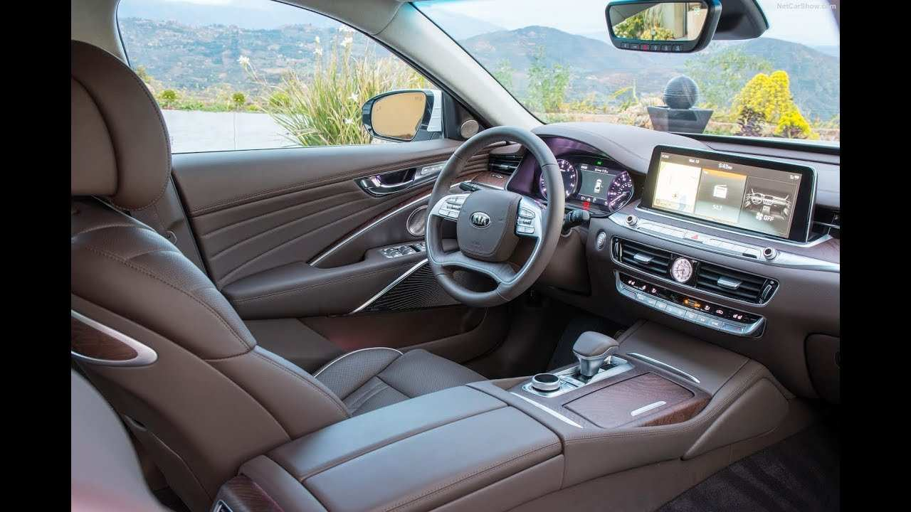 37 The Best 2020 Kia K900 Price And Review