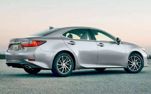 37 The Best 2020 Lexus ES 350 Price And Release Date