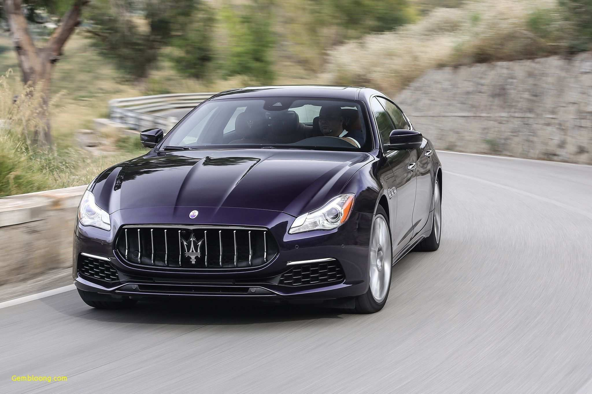 37 The Best 2020 Maserati Quattroportes Picture