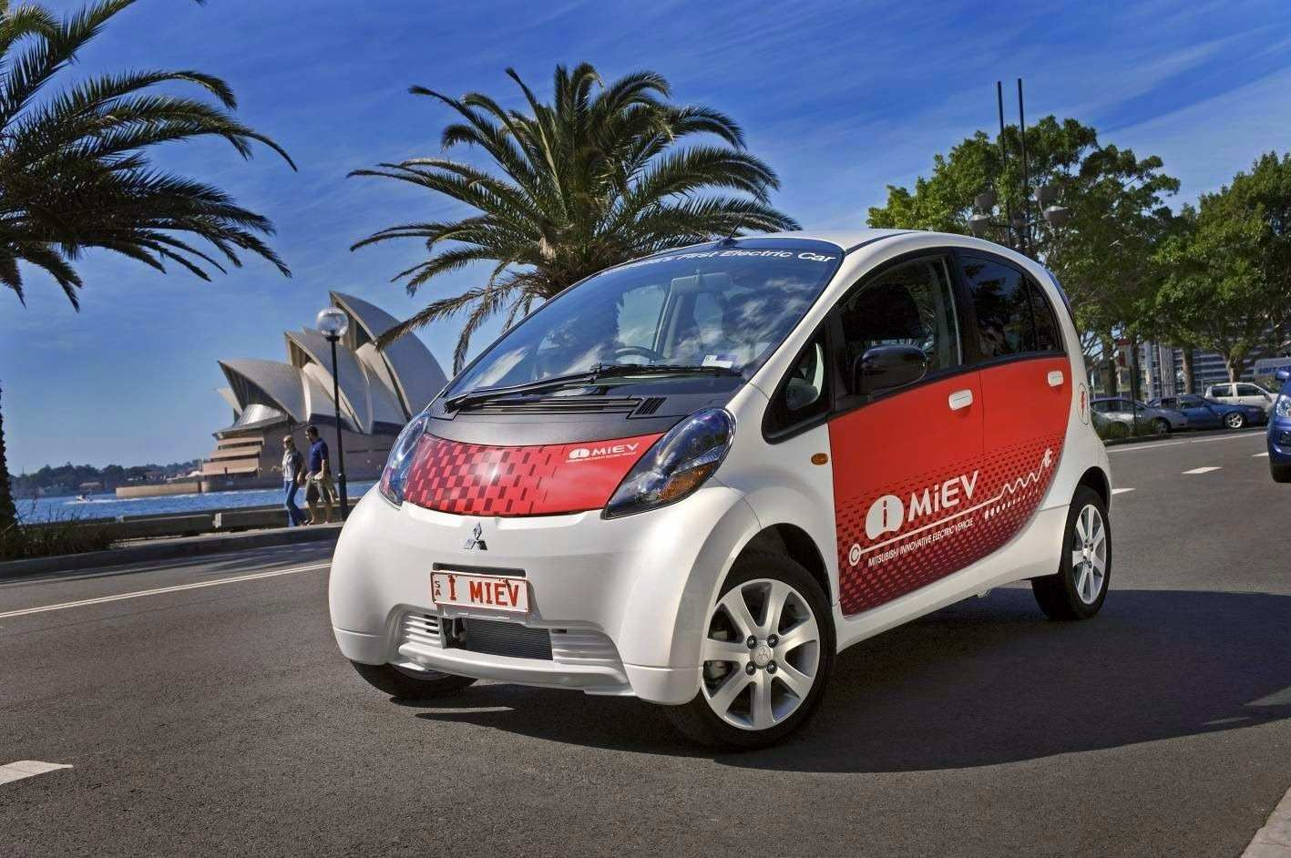37 The Best 2020 Mitsubishi I MIEV Price And Release Date