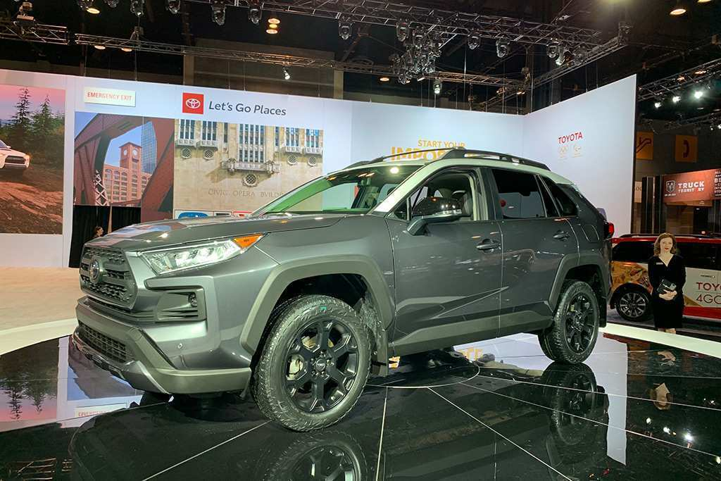37 The Best 2020 Toyota RAV4 Interior