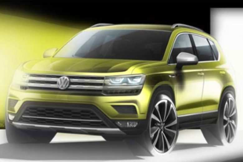 37 The Best 2020 VW Tiguan Picture
