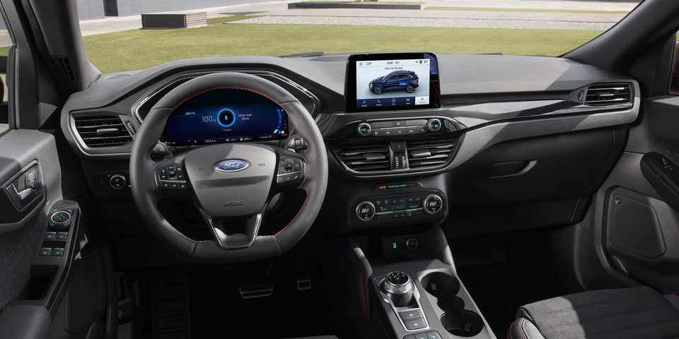 37 The Best Ford Kuga 2020 Review Concept