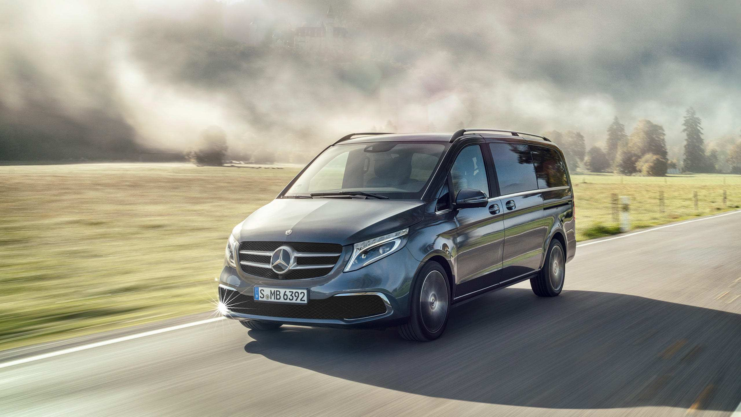 37 The Best Mercedes V Klasse 2019 Wallpaper