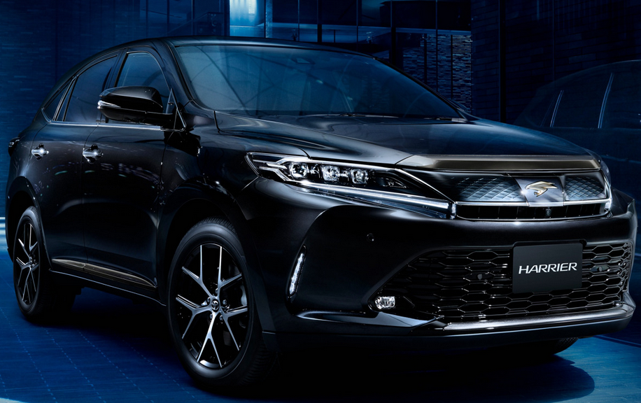 37 The Best Toyota Harrier 2020 Specs And Review