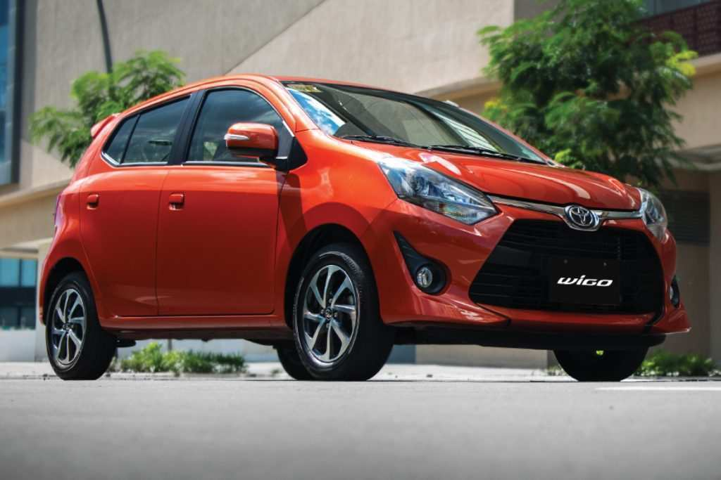 37 The Best Toyota Wigo 2019 Philippines Performance And New Engine