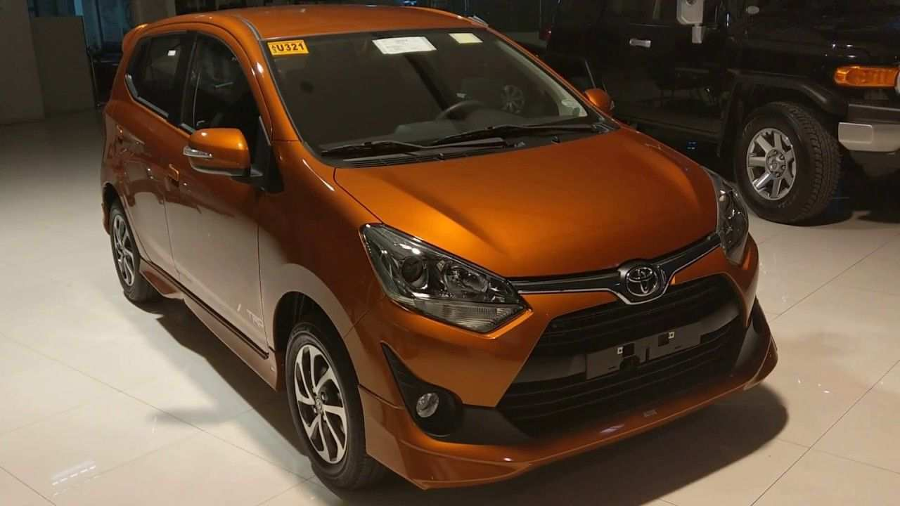 37 The Best Toyota Wigo 2020 Model Release Date And Concept