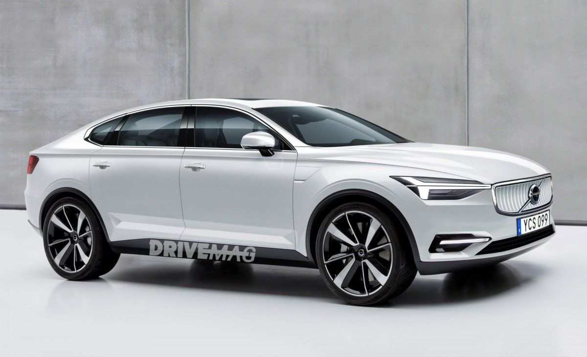 37 The Best Volvo 2019 Electric Car Redesign And Concept