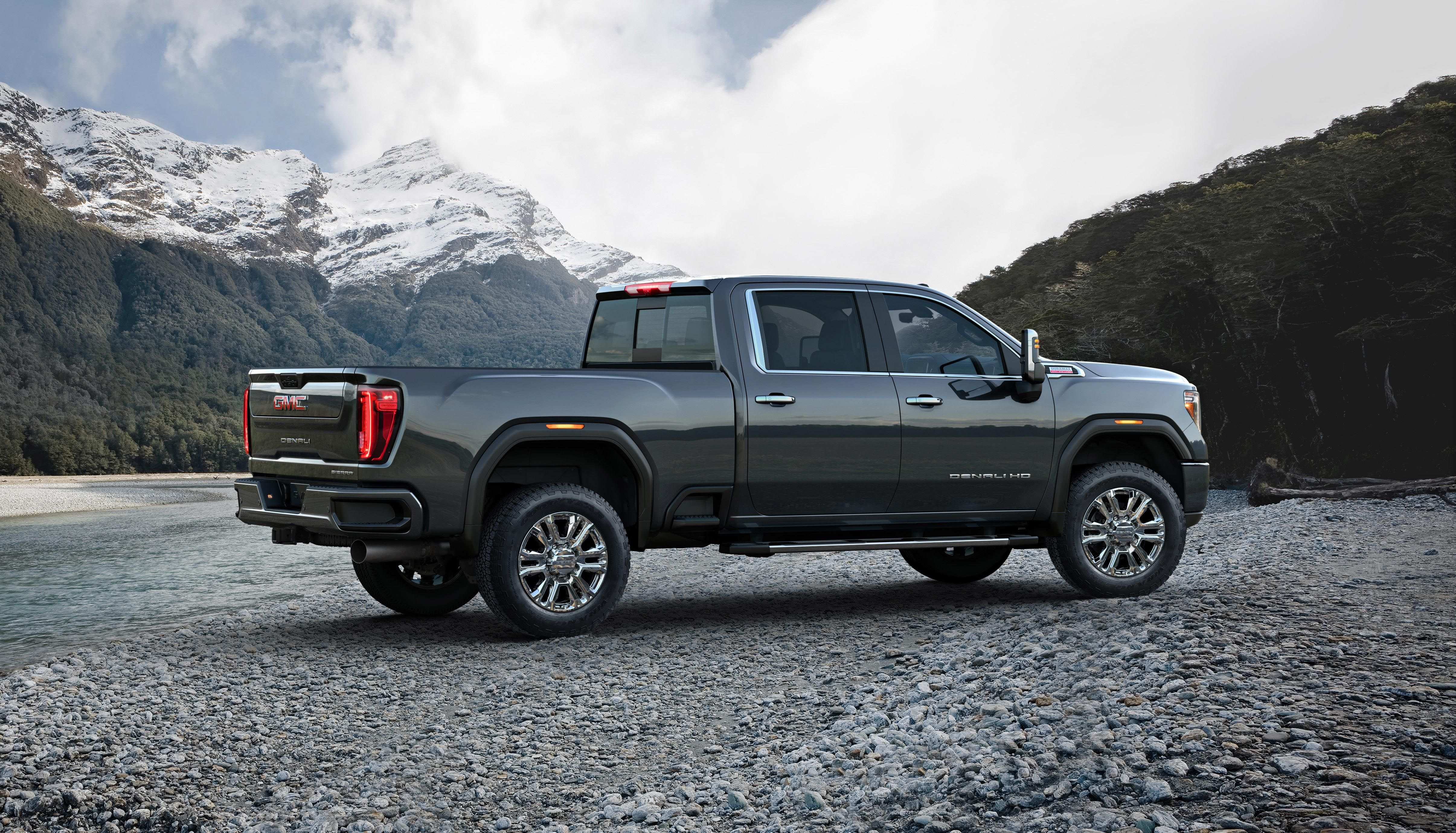 37 The GMC Hd Sierra 2020 Specs