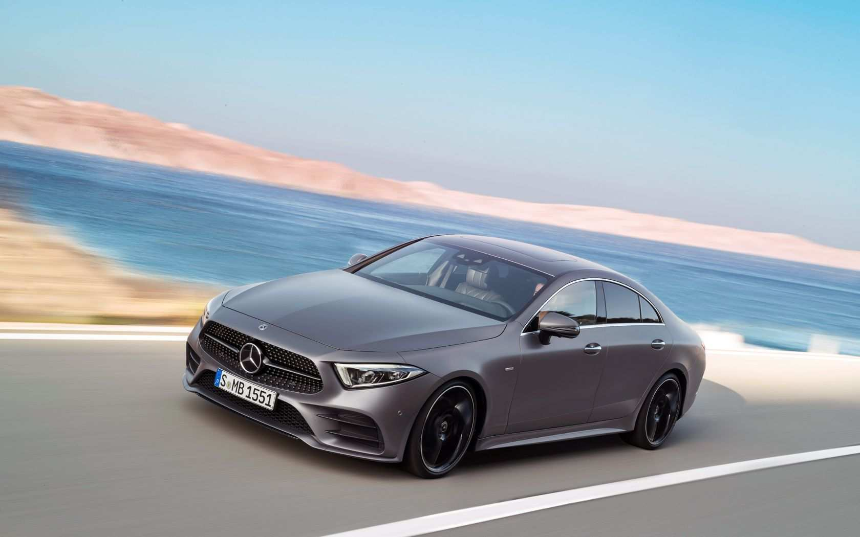 37 The Mercedes 2019 Cls Wallpaper
