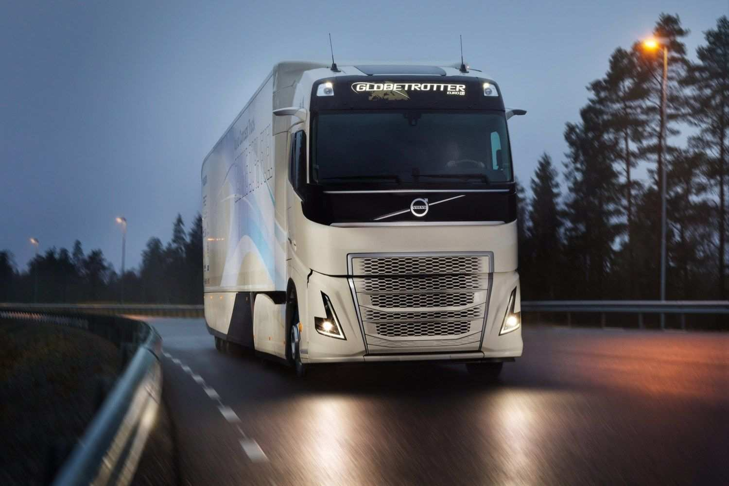 37 The Volvo Electric Truck 2019 Images