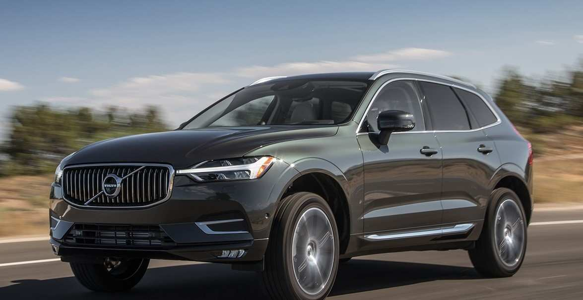 37 The Volvo Xc60 2020 Update Price And Release Date
