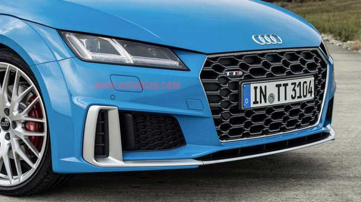38 A 2019 Audi TTS New Model And Performance
