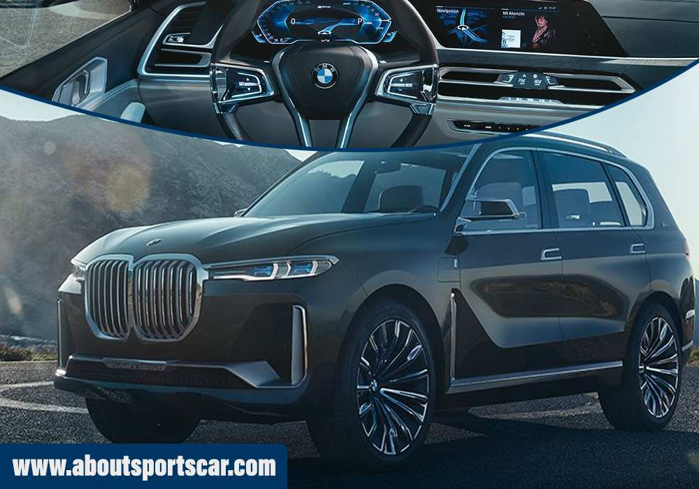 38 A 2019 BMW X7 Suv Redesign And Concept