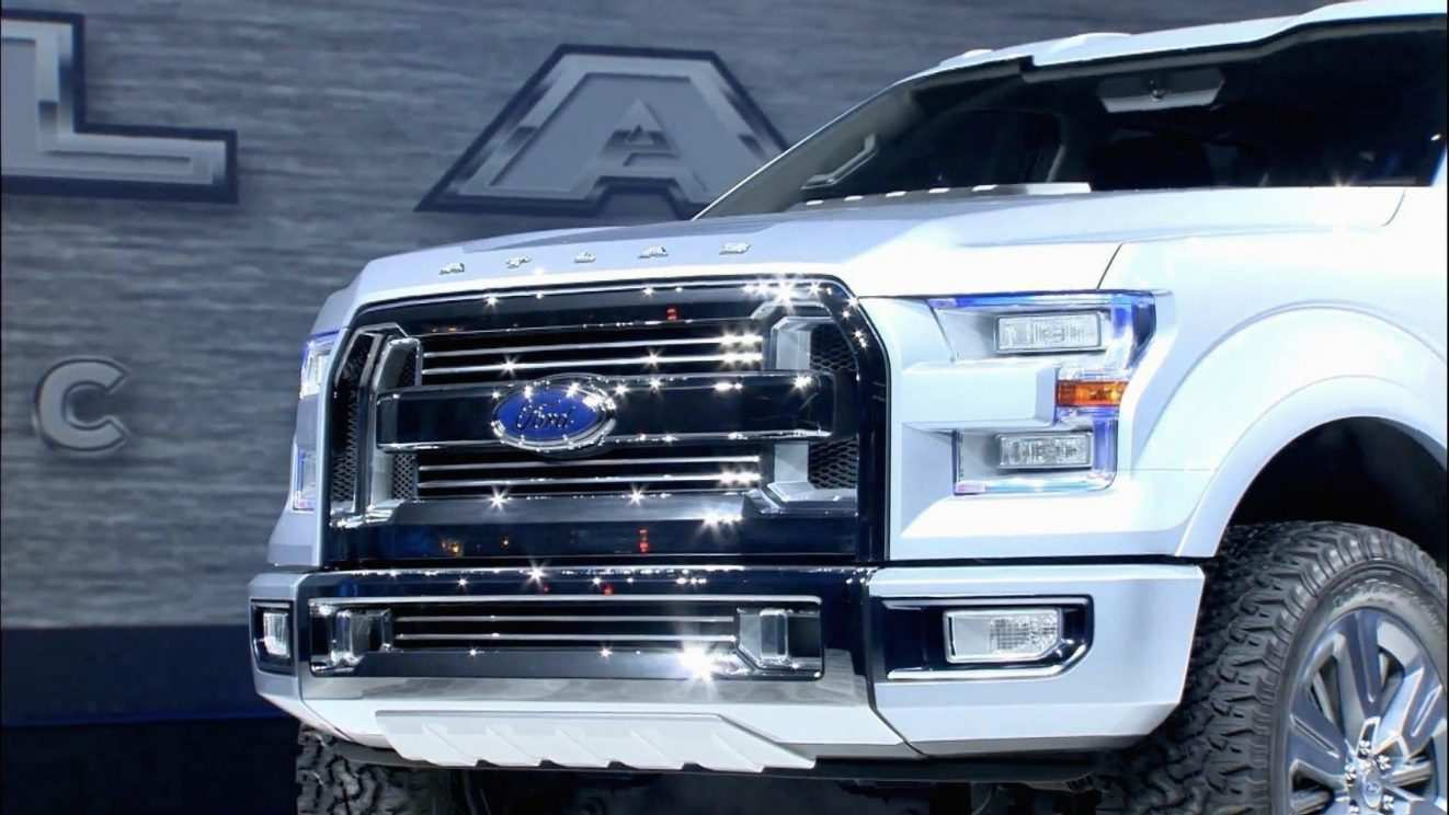 38 A 2019 Ford Atlas Review And Release Date