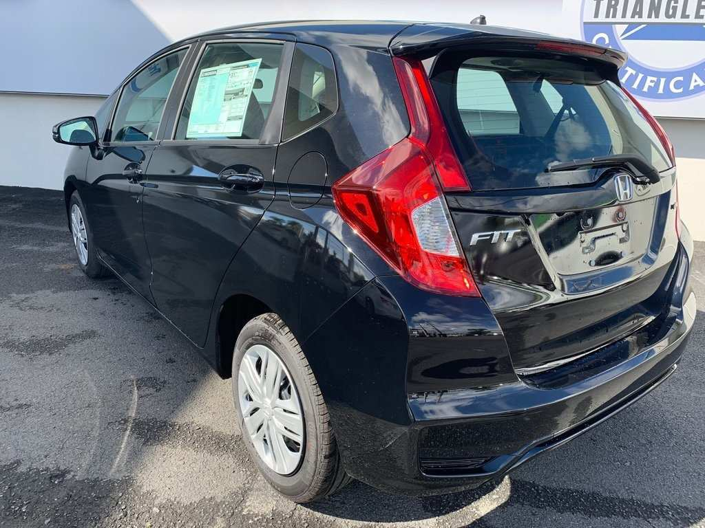 38 A 2019 Honda Fit New Review