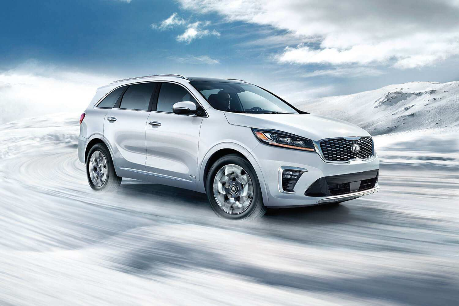 38 A 2019 Kia Sorento Owners Manual Interior