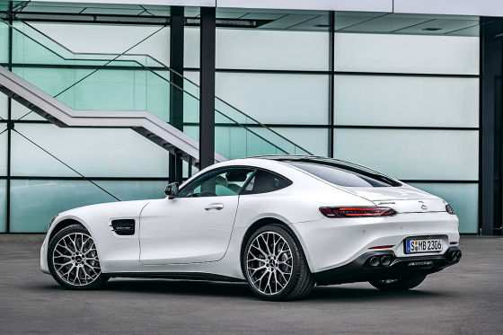 38 A 2019 Mercedes AMG GT Price