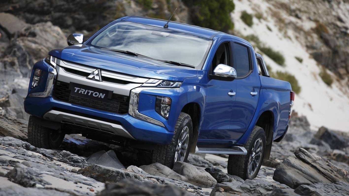 38 A 2019 Mitsubishi Triton Research New