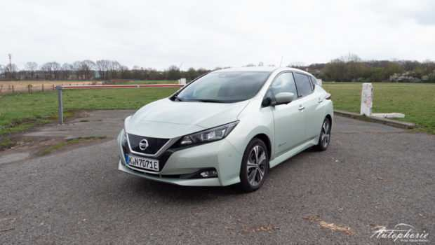38 A 2019 Nissan Leaf Picture