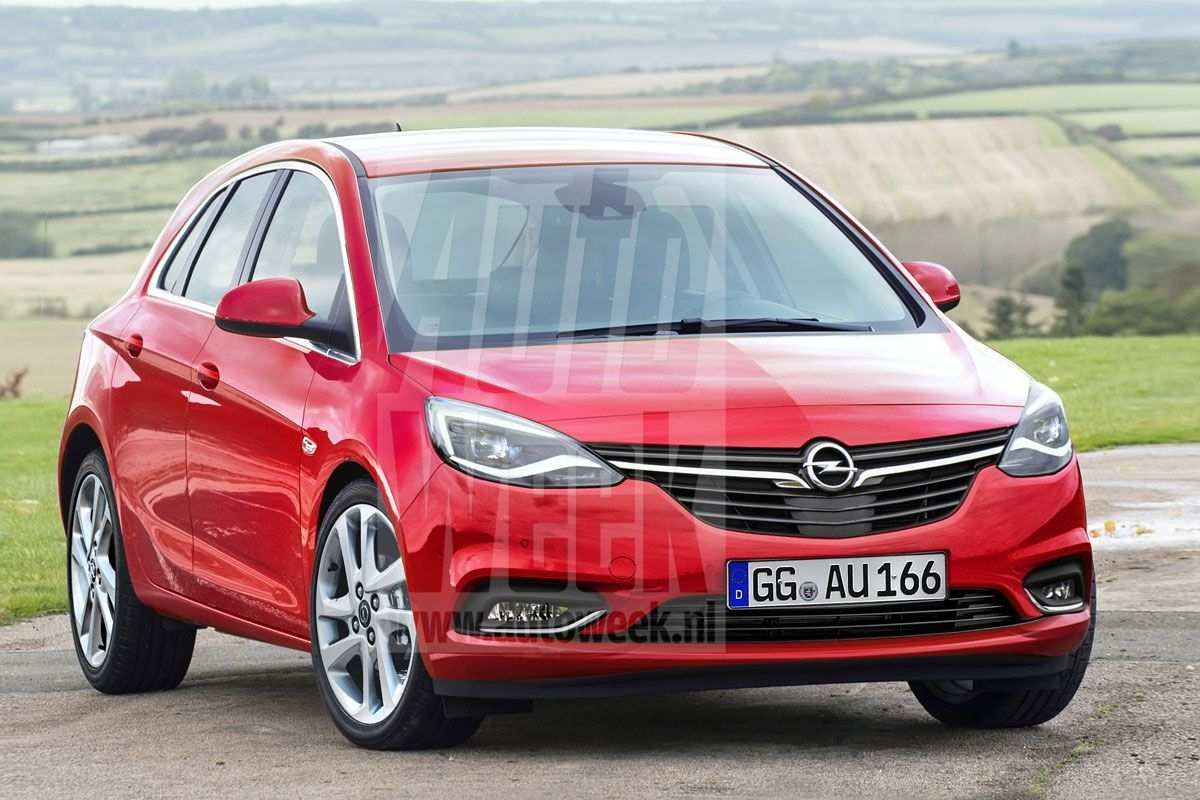 38 A 2019 Opel Agila Price And Review