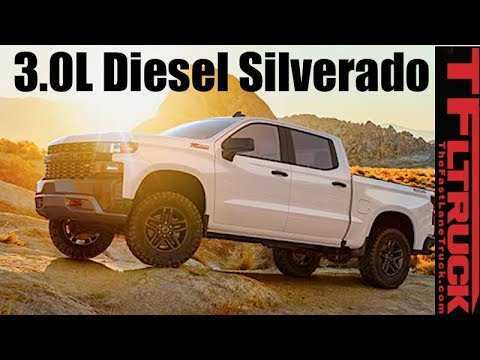 38 A 2019 Silverado 1500 Diesel Specs And Review