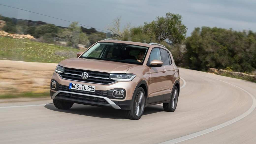 38 A 2019 Volkswagen Cross New Review