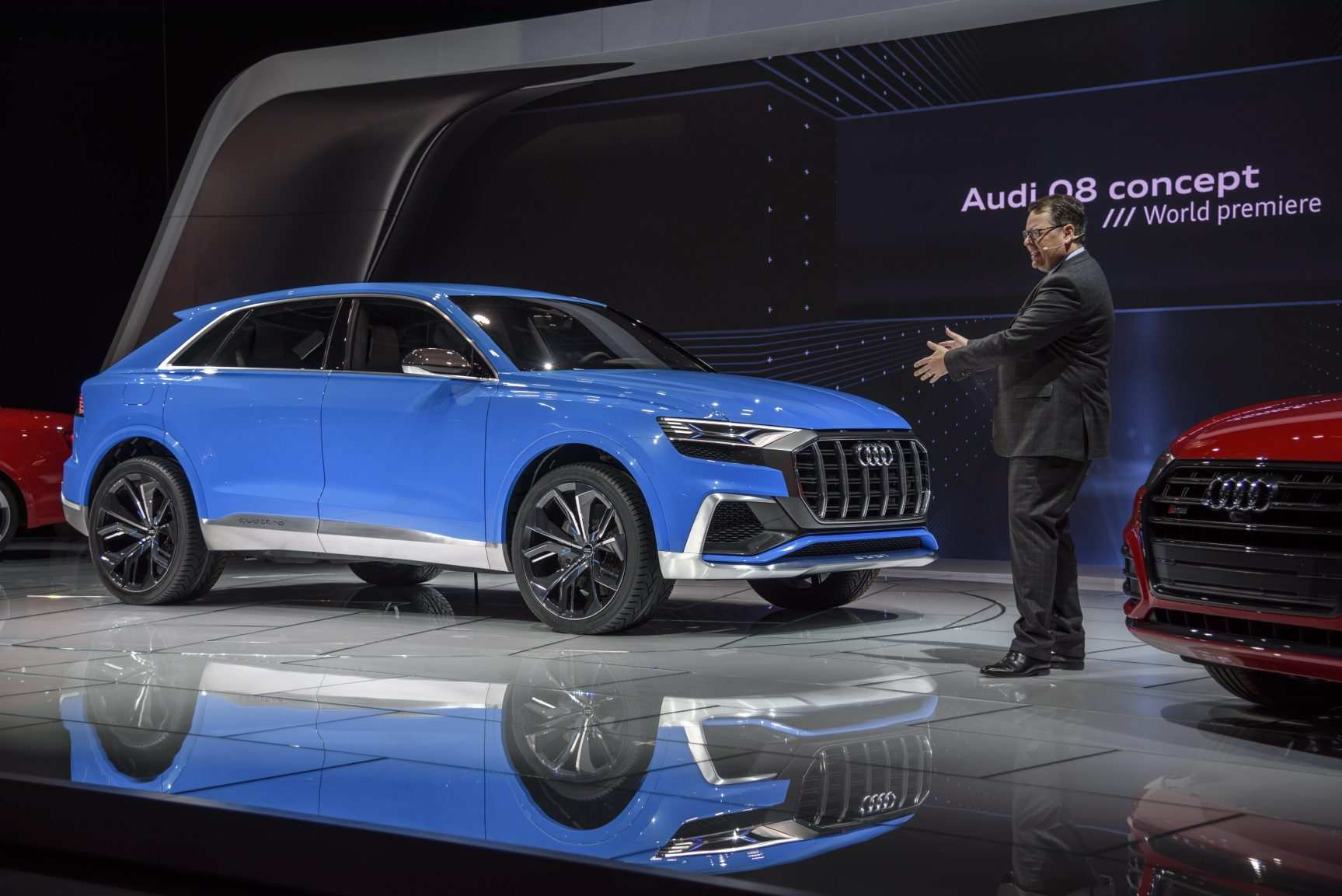 38 A 2020 Audi Q8 Concept And Review