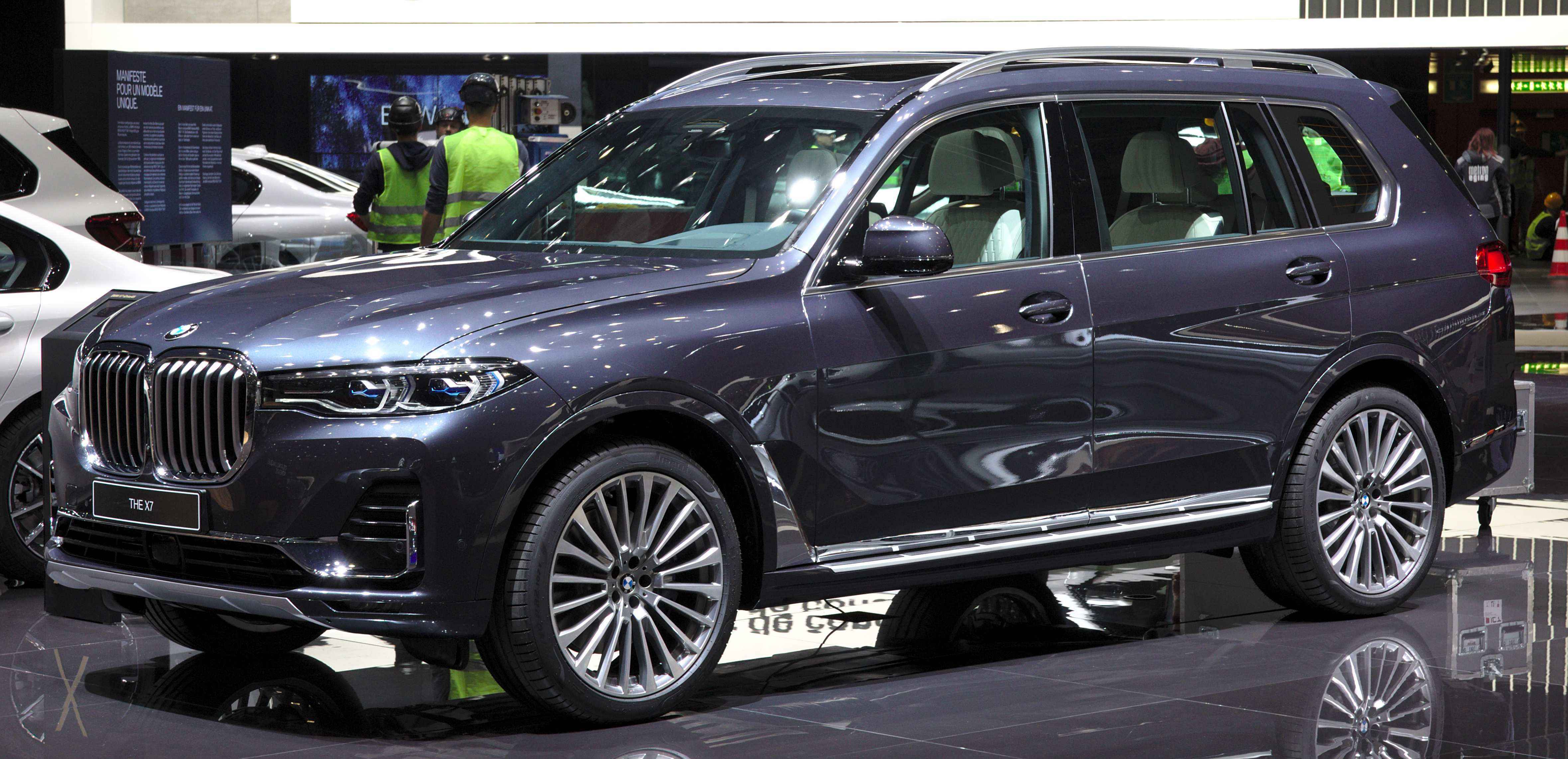 38 A 2020 BMW X7 Suv Series Configurations