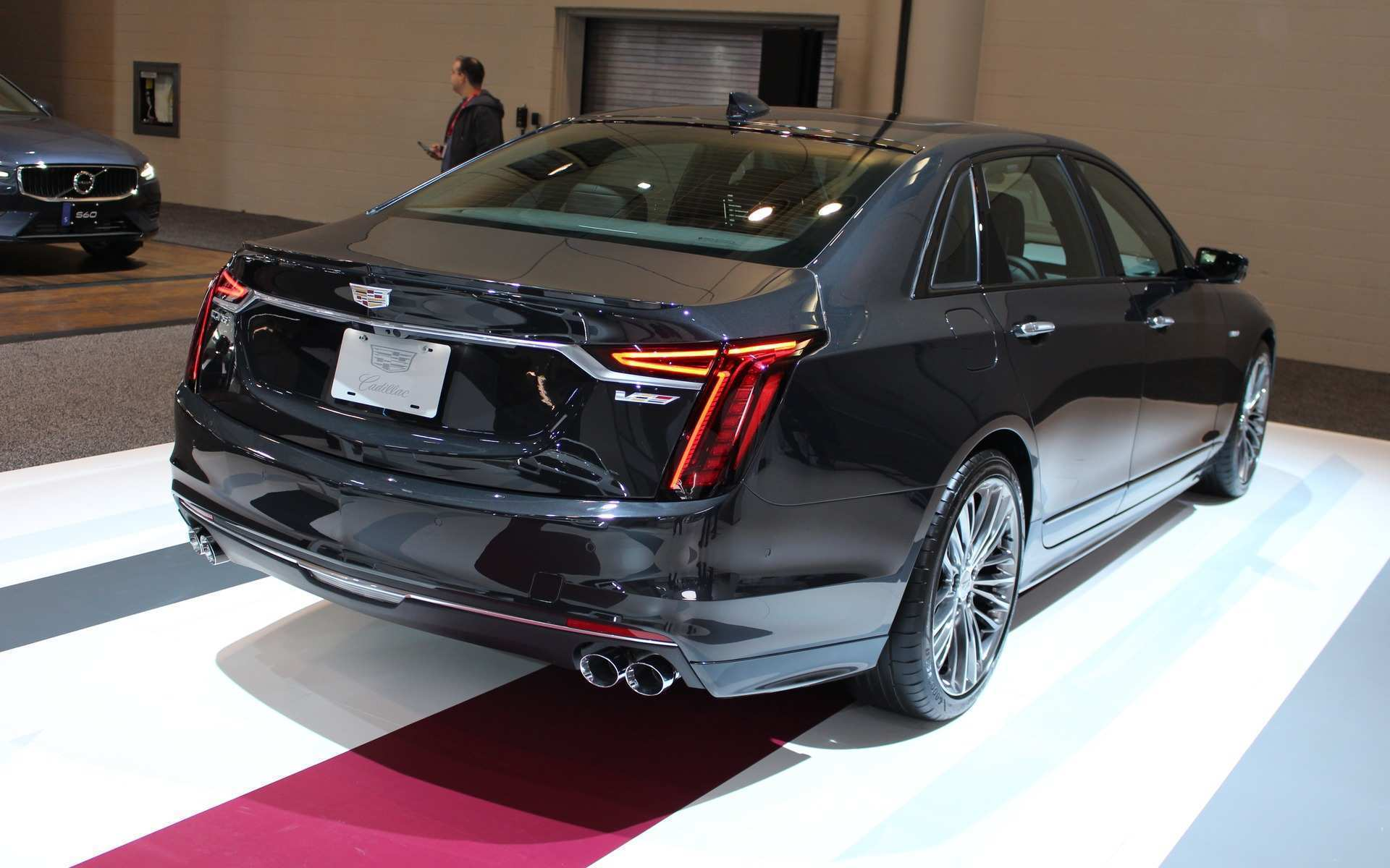 38 A 2020 Cadillac CT6 Concept And Review