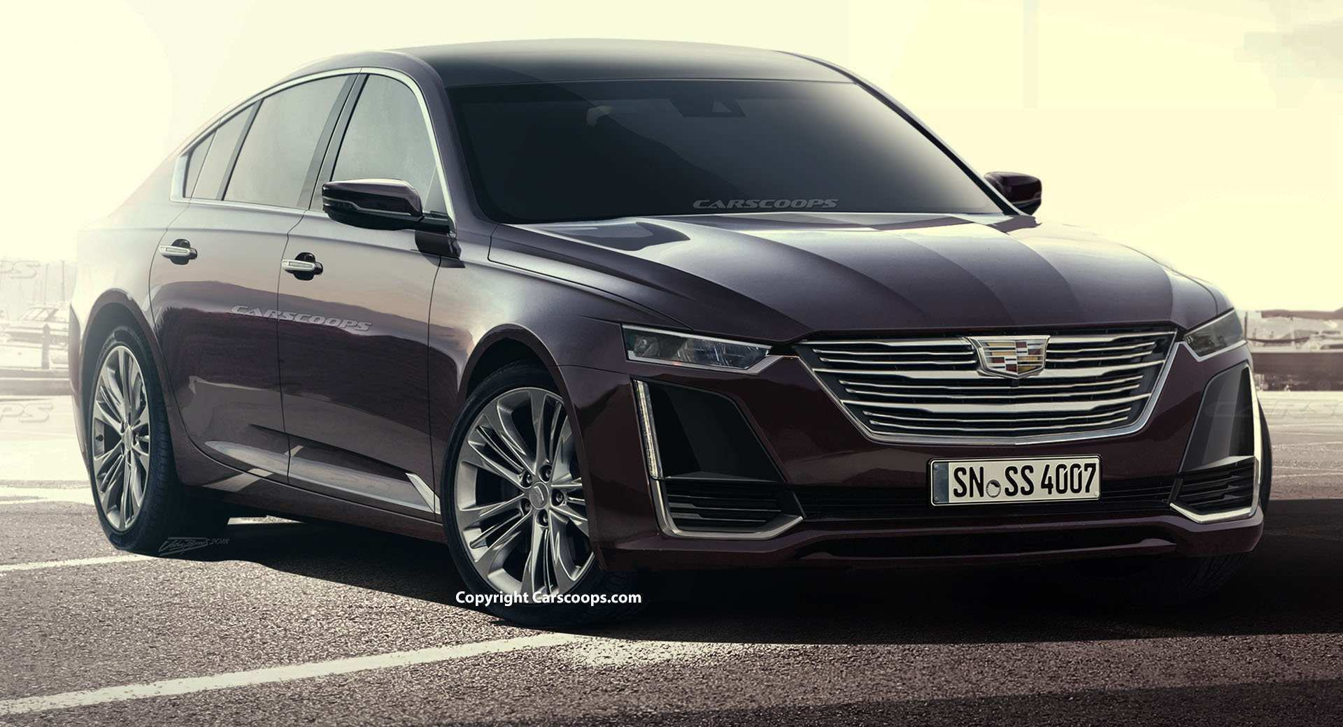38 A 2020 Cadillac XTS Redesign And Concept