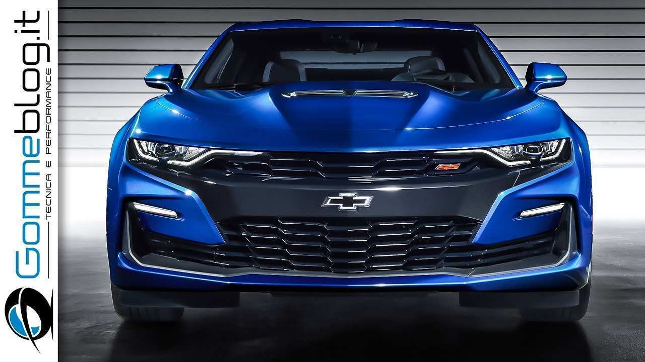 38 A 2020 Chevy Camaro Competition Arrival Release Date And Concept