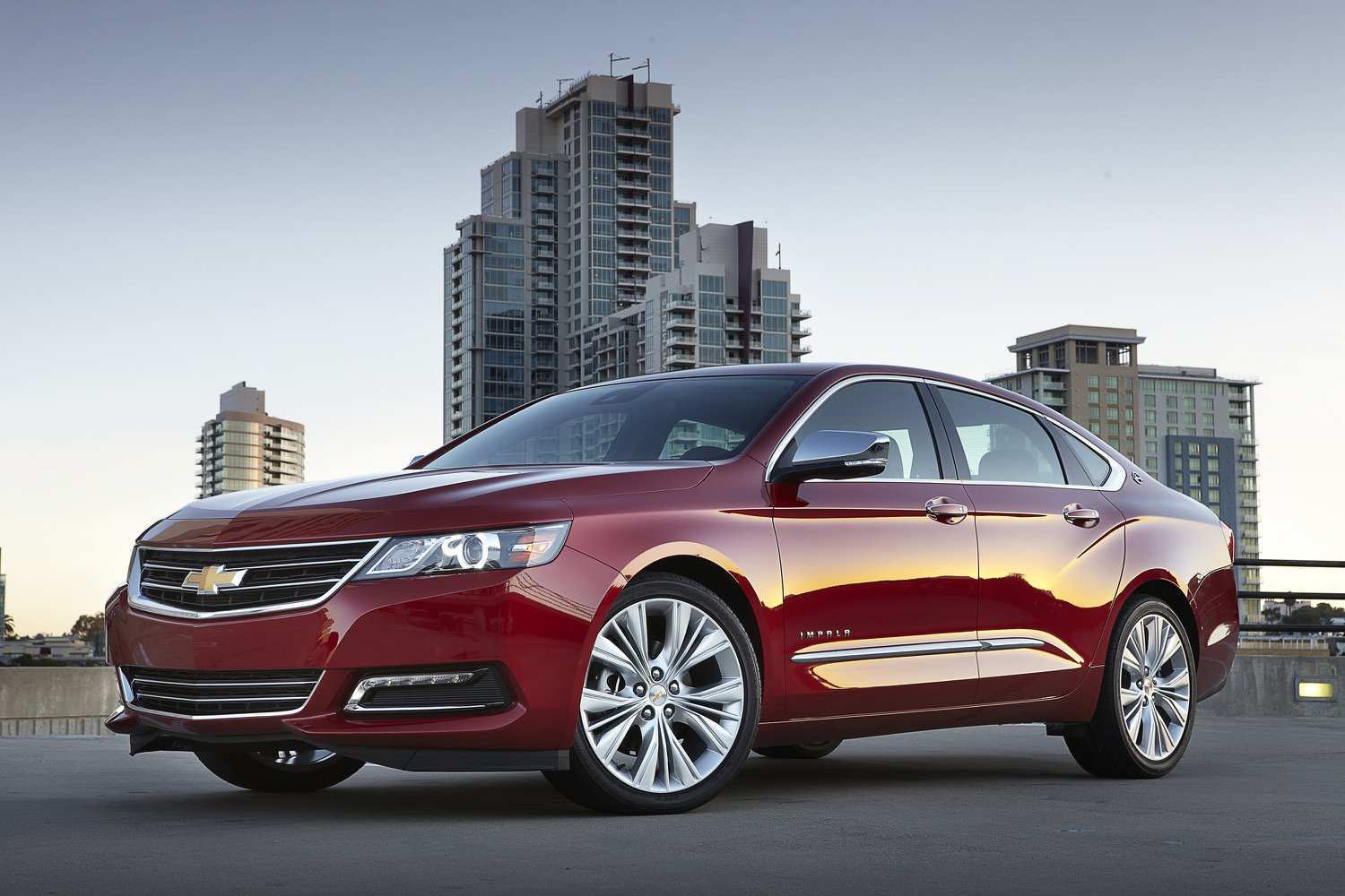 38 A 2020 Chevy Impala SS Redesign