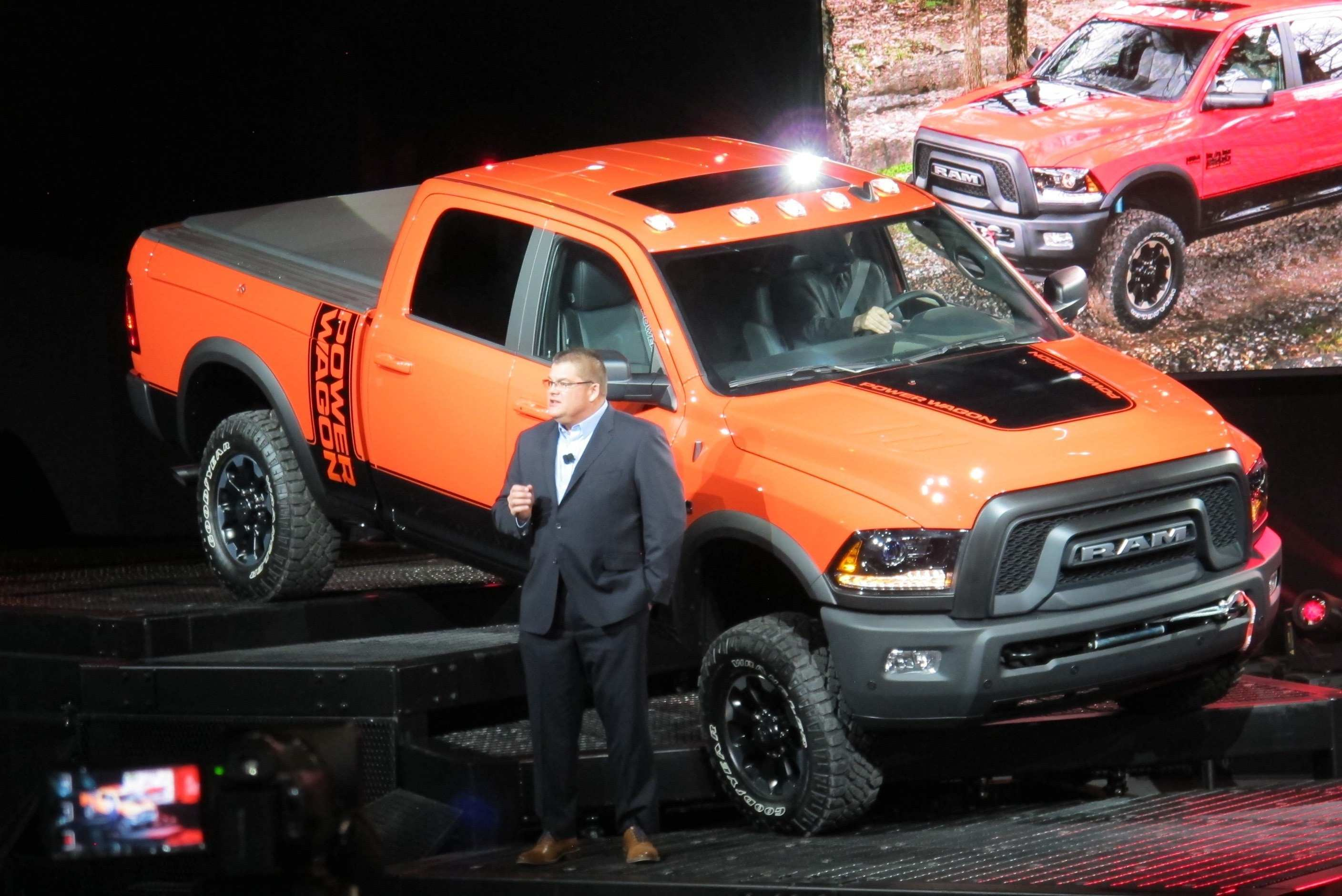 38 A 2020 Dodge Power Wagon Research New