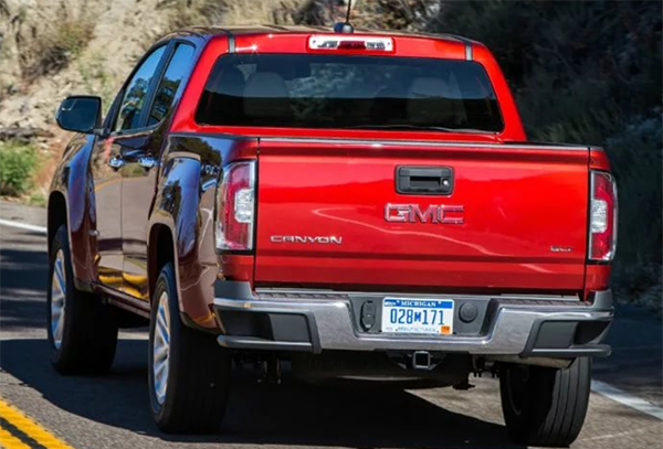 38 A 2020 Gmc Canyon Diesel Ratings