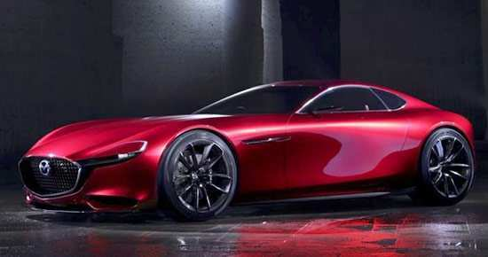38 A 2020 Mazda RX7 Spy Shoot